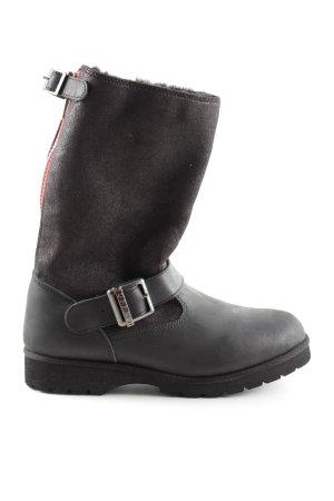 Buffalo Winter Boots multicolored casual look
