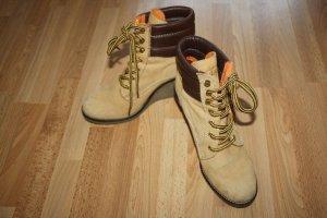 Buffalo Wunderschöne MEGA SCHICKE Elegante Damen Stiefelette Schuhe.TOP!Gr.40