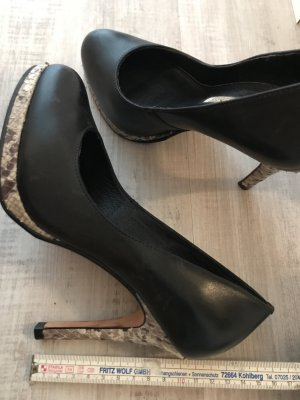 Buffelo Pumps wie neu