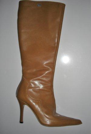 Buffalo Jackboots brown leather