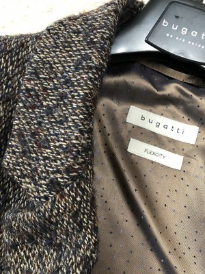 Bugatti Wool Coat multicolored