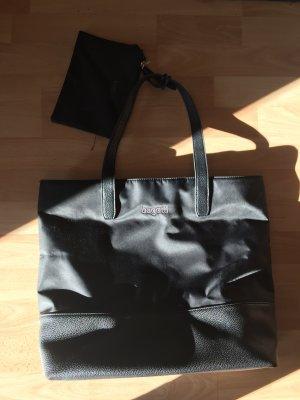 Bugatti Handtasche schwarz