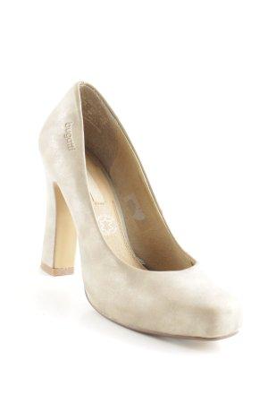 Bugatti High Heels beige-creme