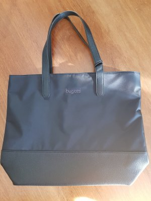 Bugatti Shopper noir polyester