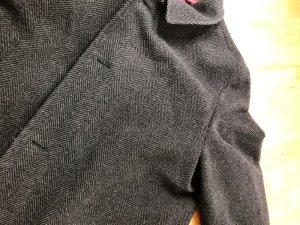 Bugatti Mantel Größe 26 // als over size Mantel für Frauen geeignet