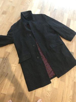 Bugatti Mantel Größe 26 // getragen als over size Mantel 50% cashmere