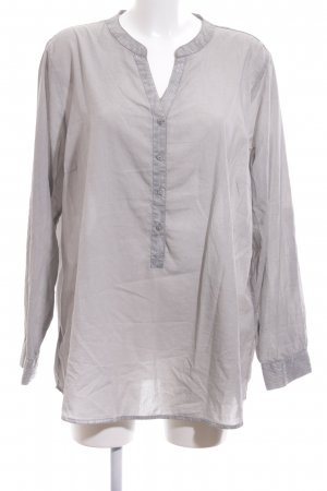 Bugatti Slip-over Blouse light grey casual look
