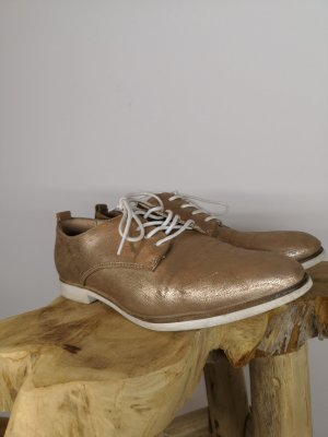 Bugatti Schuhe im Metallic Look