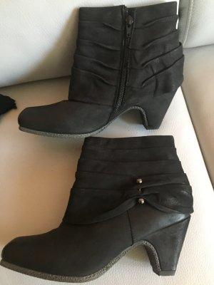 Bugatti Shoes Ankle Boots, Stiefeletten, Gr. 40, schwarz, NEU!