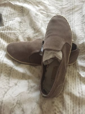 Bugatti Moccasins grey brown