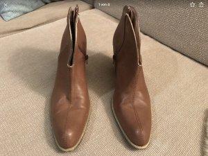 Bugatti Stiefeletten Leder Stiefel Boots 40 neuwertig