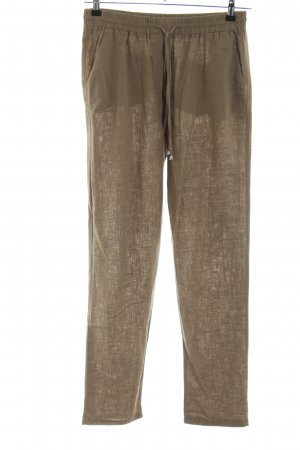 Bugatti Jersey Pants khaki casual look
