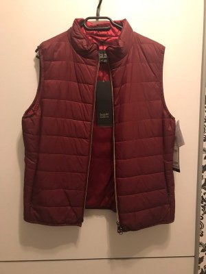 Bugatti Down Vest bordeaux
