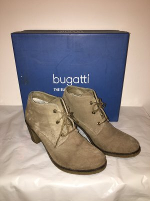 Bugatti Wildleder Stiefeletten Ankle Boots Gr. 41
