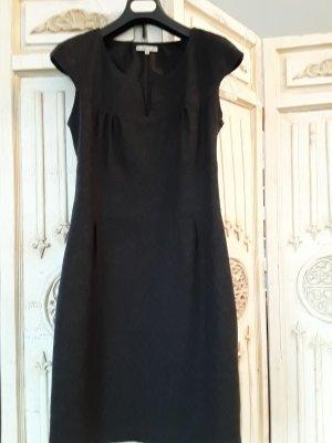 Kookai Vestido ceñido de tubo gris antracita-gris oscuro Lana