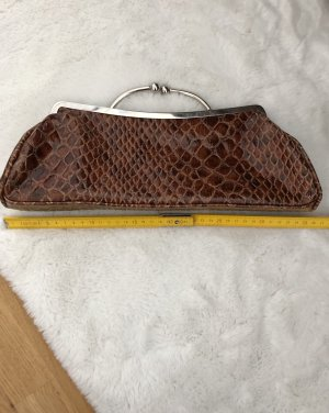 Bulaggi Bag Croco Clutch braun