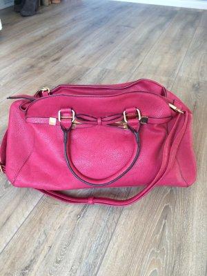 Bulaggi Sac porté épaule rouge fluo