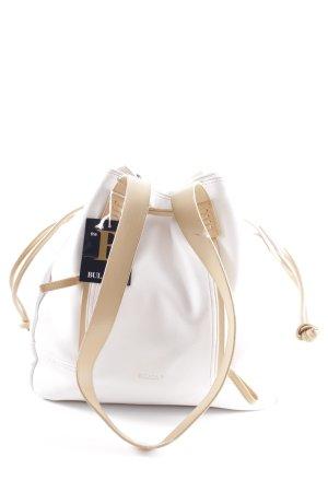Bulaggi Handtasche weiß-nude Casual-Look