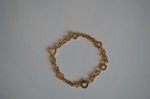 BULGARI-18 kt Gelb Gold Bettelarmband