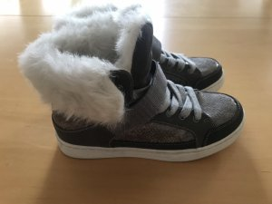 Bullboxer Lace-up Boots silver-colored-grey