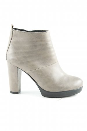 Bullboxer Ankle Boots graubraun Casual-Look