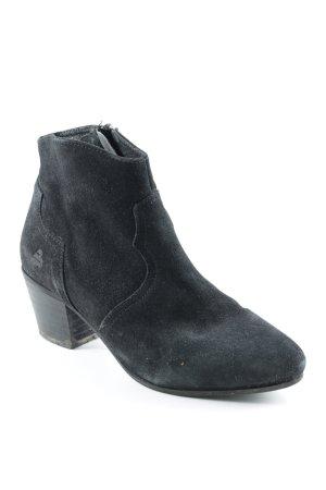 Bullboxer Ankle Boots schwarz Elegant