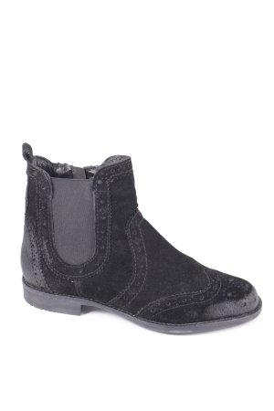 Bullboxer Chelsea Boots schwarz Casual-Look