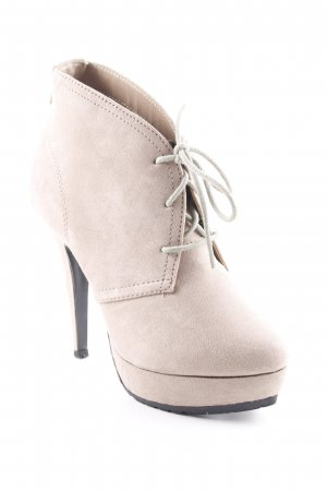 Bullboxer High Heels beige Party-Look