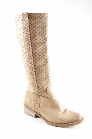 Bullboxer Short Boots beige casual look