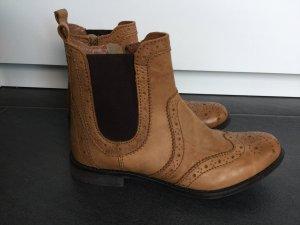 BULLBOXER Leder Boots Gr.39 /