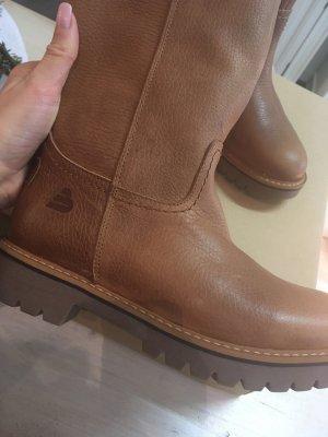Bullboxer Leder Boots neu 37