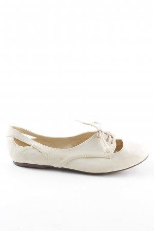 Bullboxer Lace Shoes cream color gradient casual look