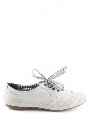 Bullboxer Lace Shoes color gradient casual look