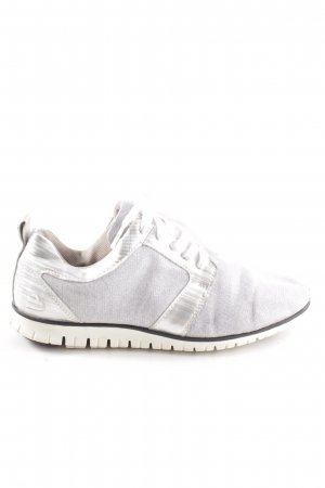 Bullboxer Lace-Up Sneaker light grey flecked casual look