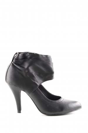 Bullboxer Pointed Toe Pumps black party style
