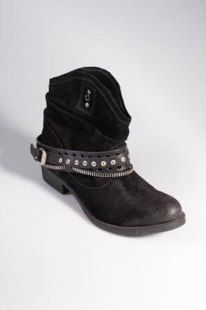Bullboxer Western Boots schwarz