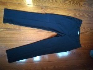 HM Pantalon à pinces noir