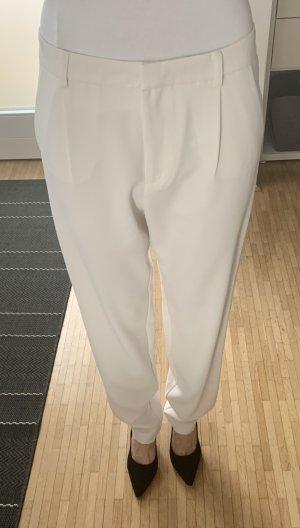 Samsøe & samsøe Pantalone a pieghe beige chiaro