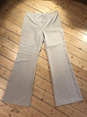 Benetton Pantalone da abito beige chiaro