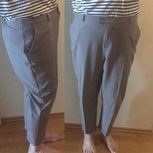 Dorothy Perkins Pantalon à pinces gris-gris clair
