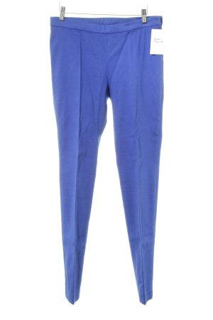 Pantalon à pinces bleuet élégant