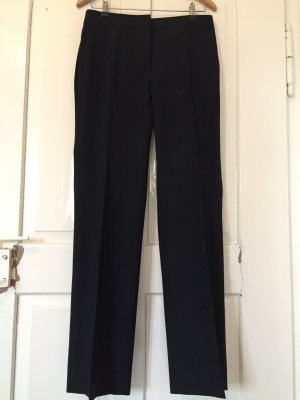 'S MaxMara Pleated Trousers black