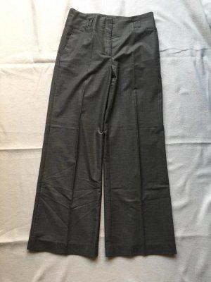 Bundfaltenhose, Stoffhose von H&M - weites Bein