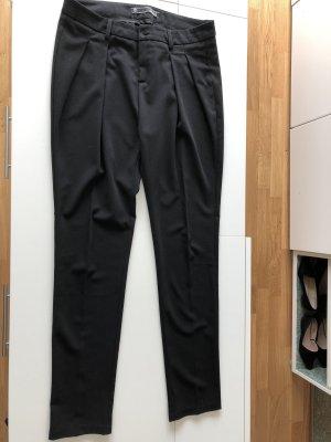 Bundfaltenhose von Gang, size 28, eur 38, schwarz