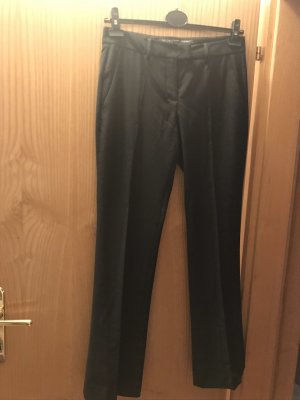 Marc O'Polo Woolen Trousers black