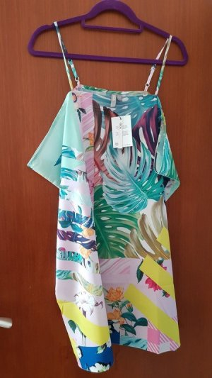 Asos Beach Dress multicolored