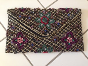 Zara Borsa clutch multicolore