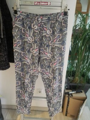 Only Pantalon en jersey multicolore