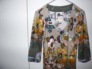 Bunt gemustertes Kleid,  Tunika, von Peace&Love