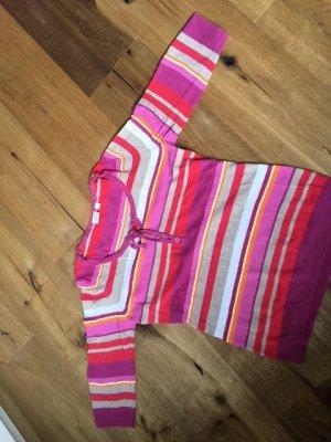 bunt gestreifter leichter Pullover von Esprit